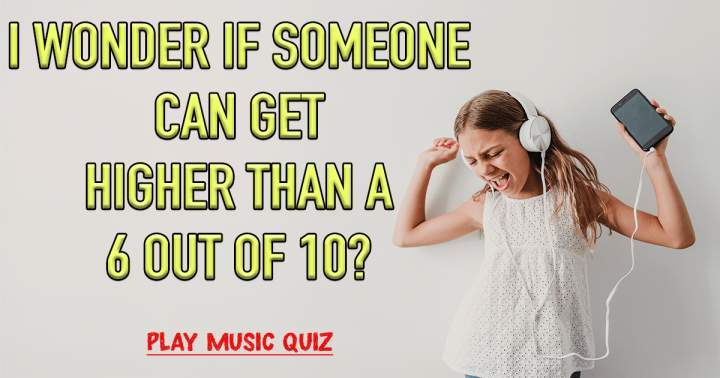 Unbeatable Music Quiz