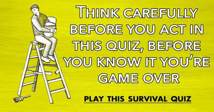 Survival Quiz
