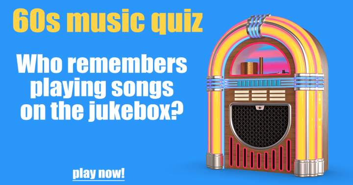 HARD 60s music quiz